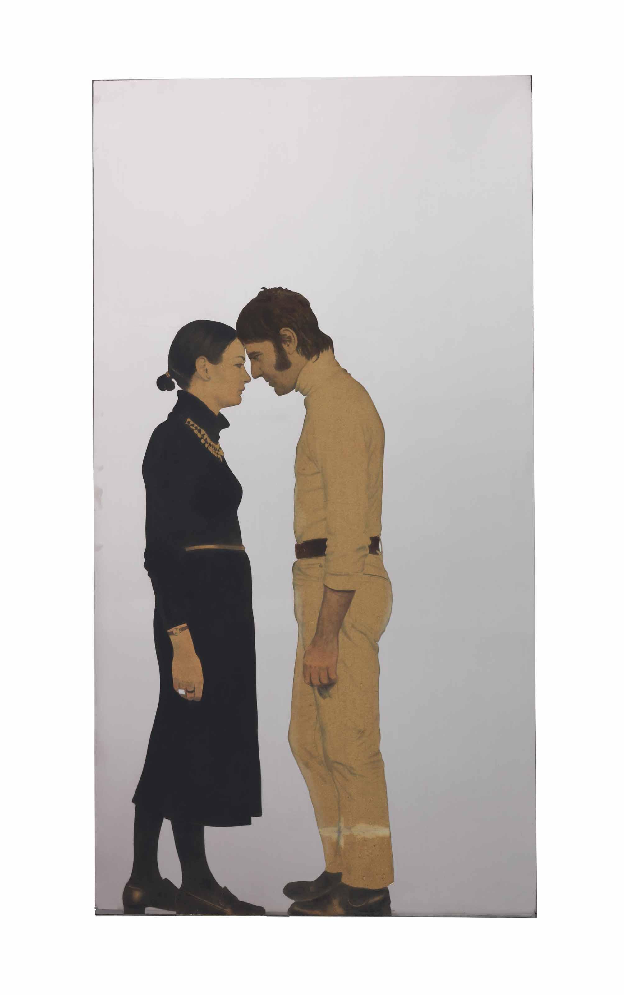 Lei e Lui- Maria e Michelangelo