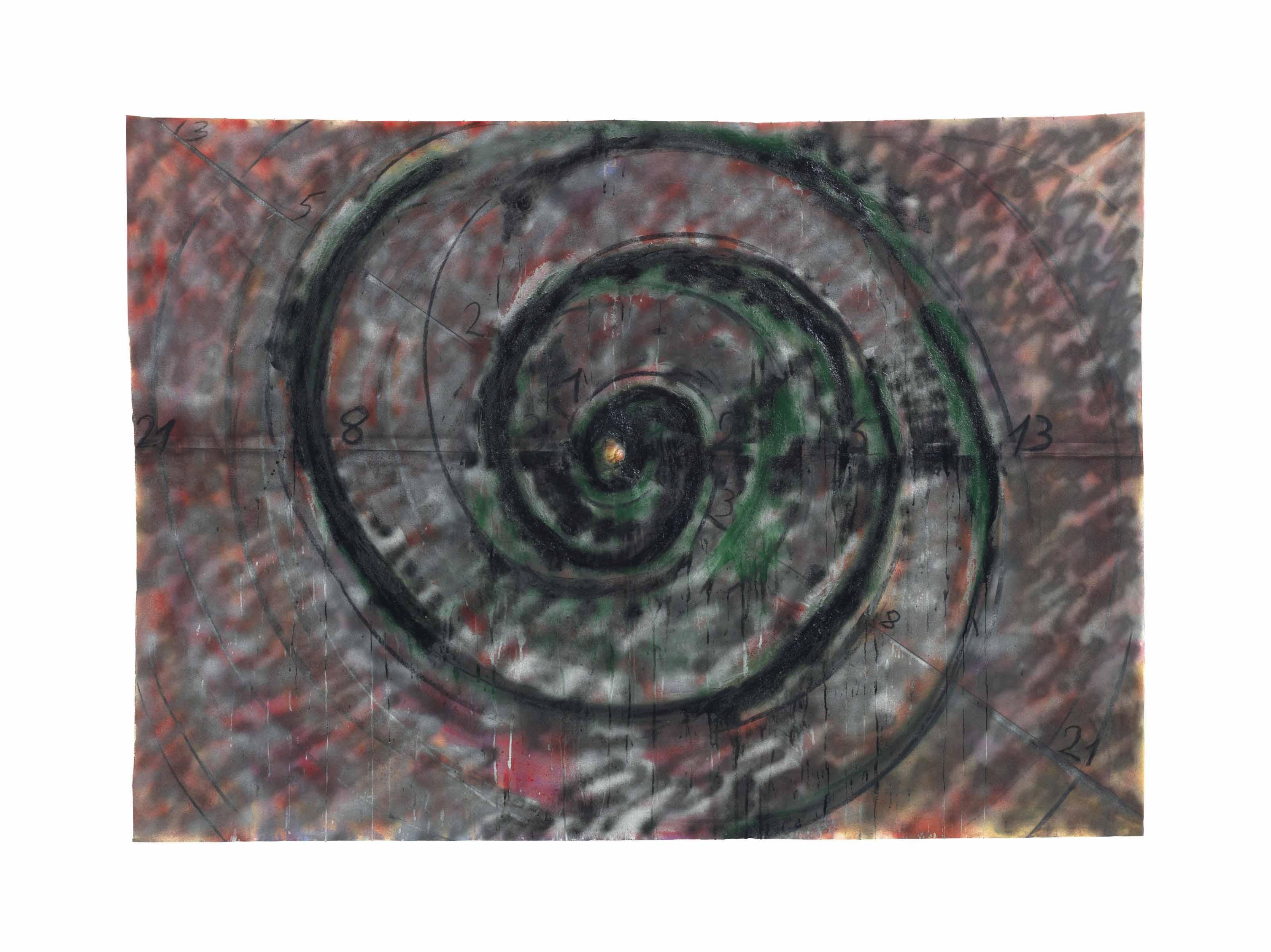 Lumaca e spirale Snail and Spiral