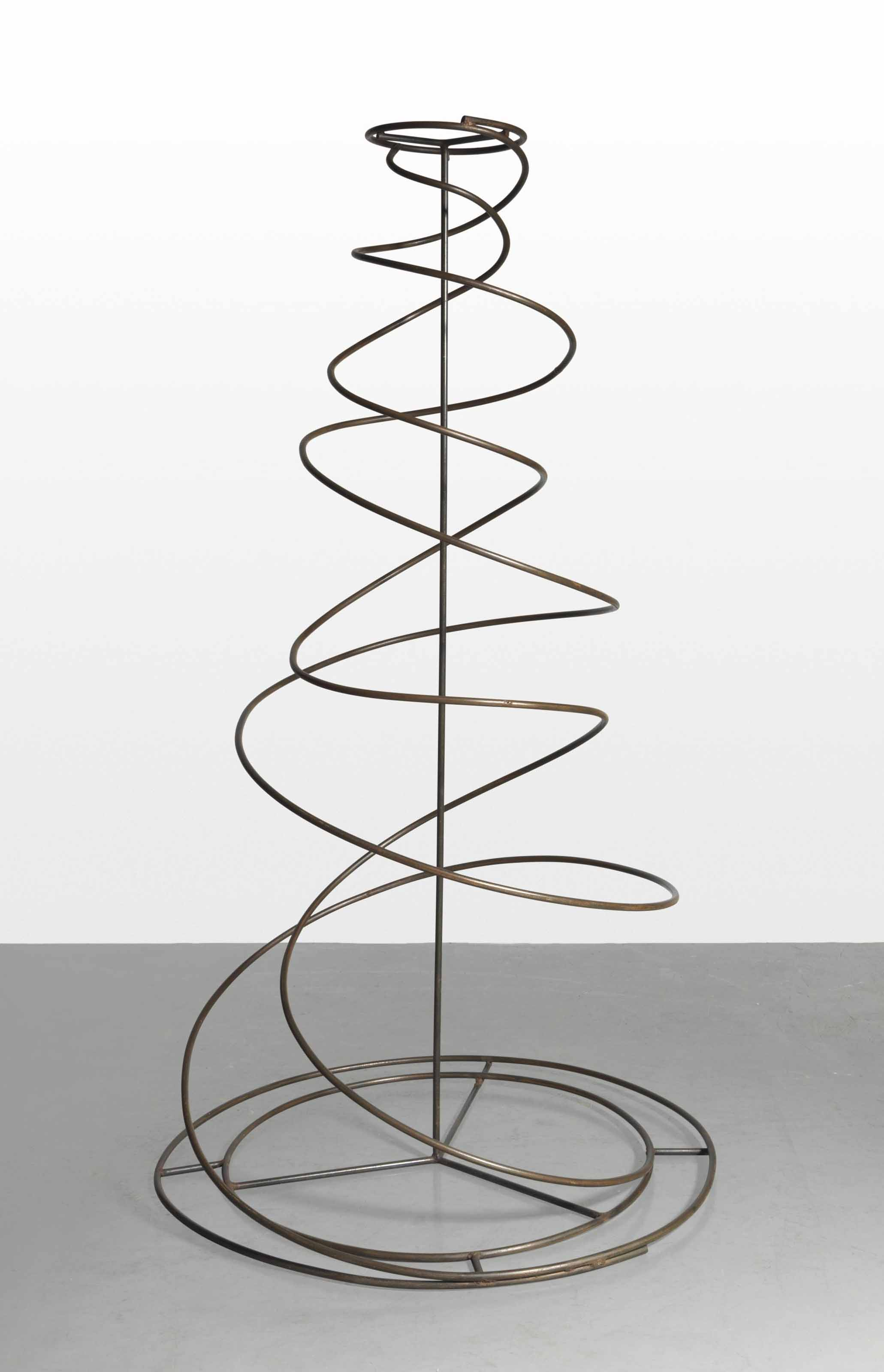 Doppia spirale Double Spiral
