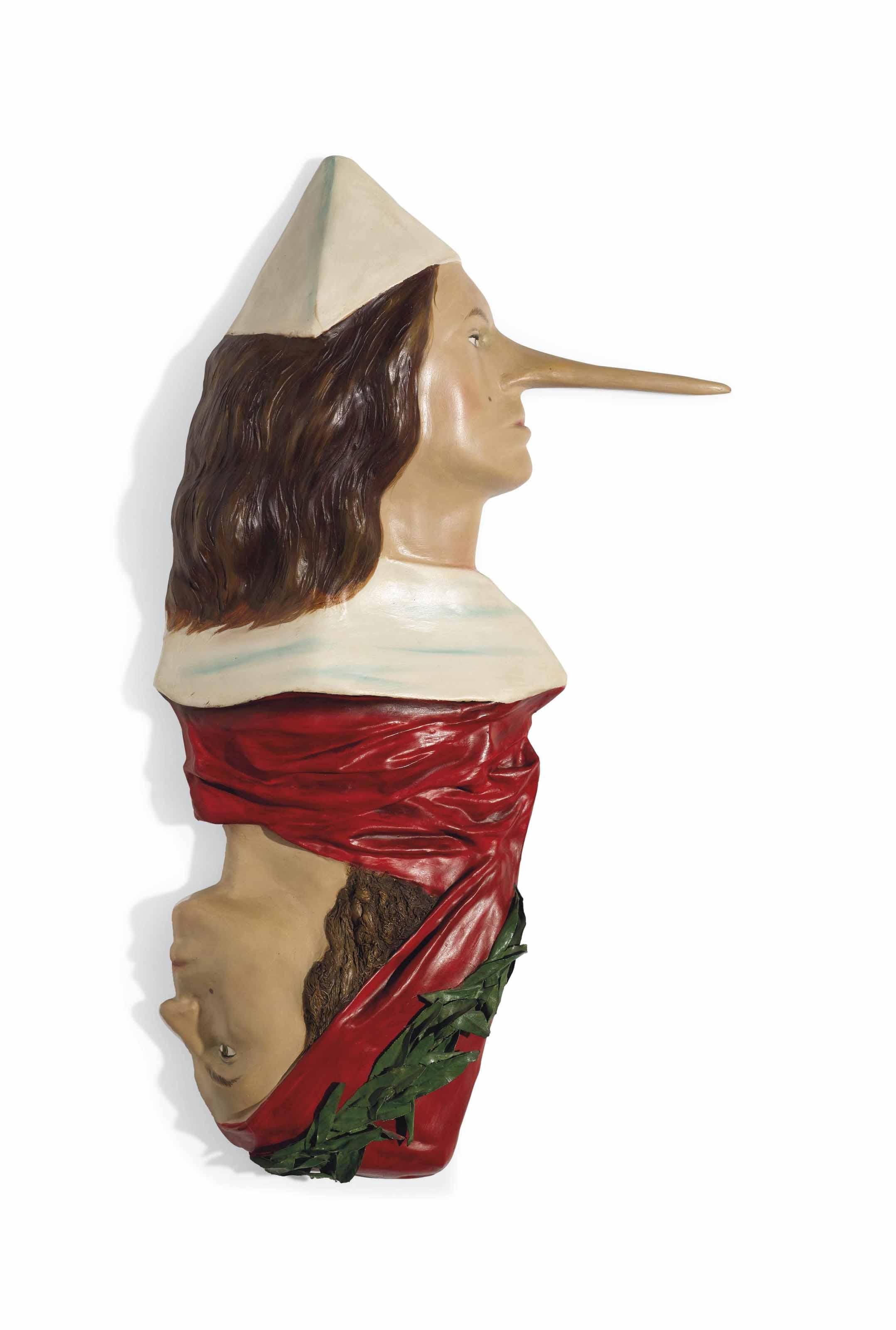 Dante Pinocchio, Tarocco