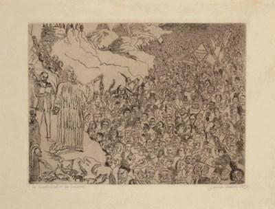 James Ensor (1860-1949)