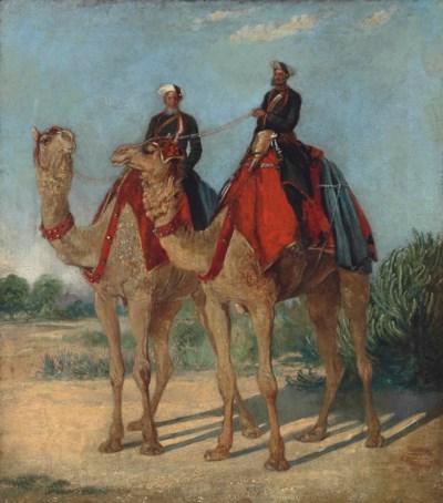 George Landseer (1834-1878)