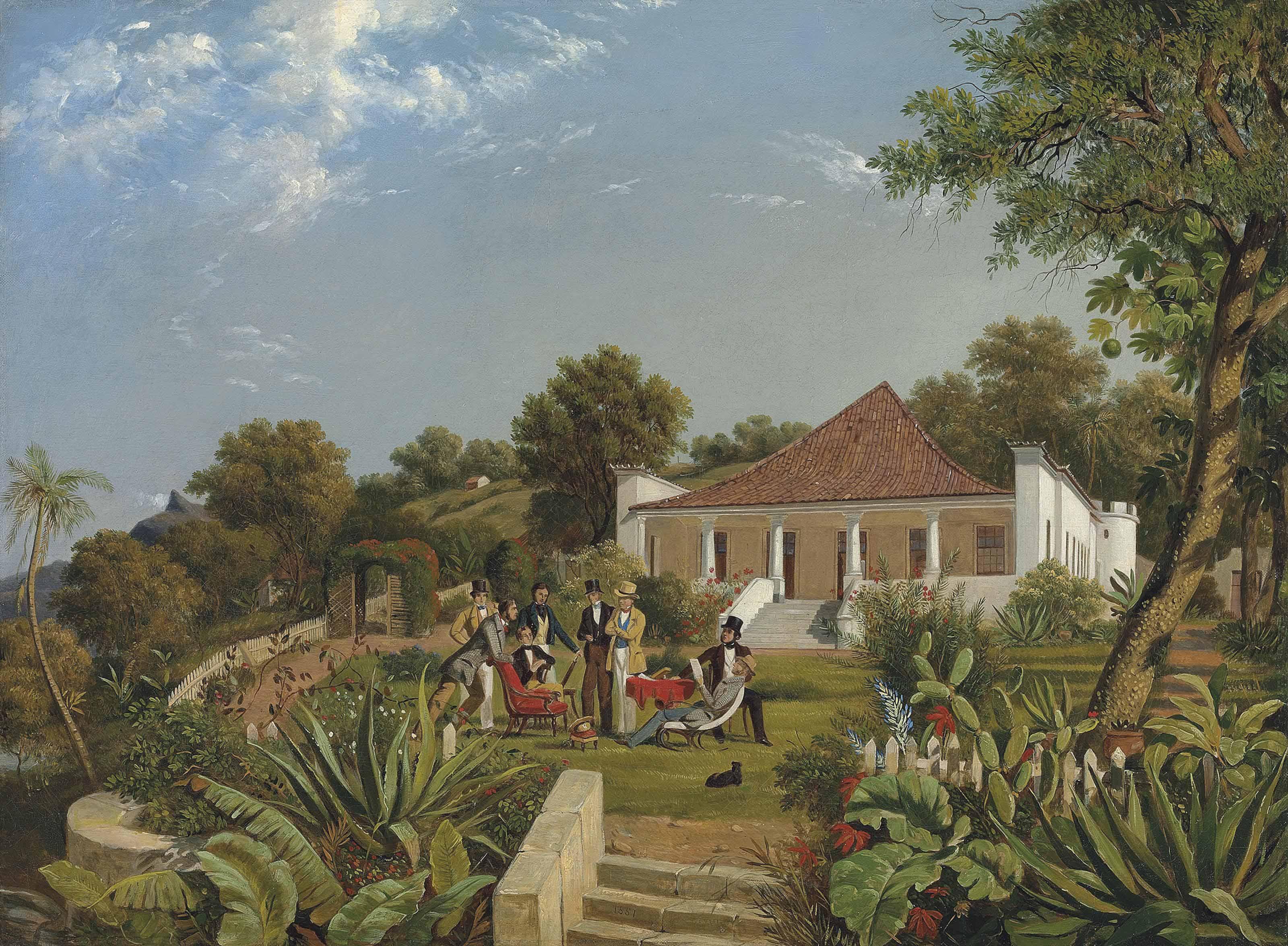 C.J. Martin (fl.1848-1853)