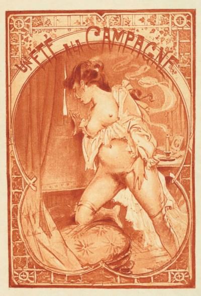 AVRIL, Paul (1849-1928) -- [DR