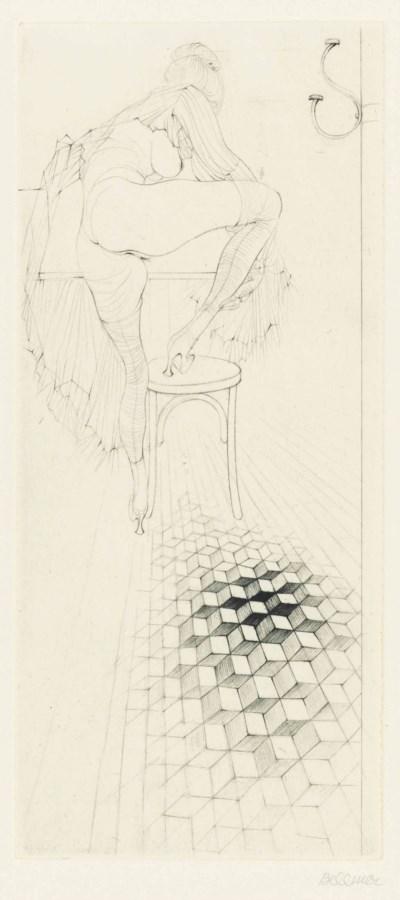 BELLMER, Hans (1902-1975) -- B