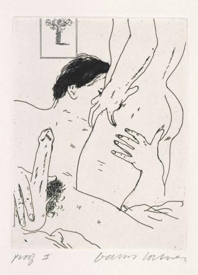HOCKNEY, David (b.1937) -- WEB