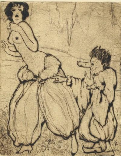 KELLER, Rudolf (b.1890). Märch
