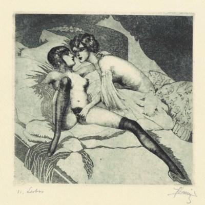 Erotic ex libris alphonse inoue - 2 7