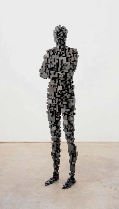 ANTONY GORMLEY (B. 1950)