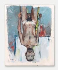 Fingermalerei - Akt (Finger Painting – Nude)