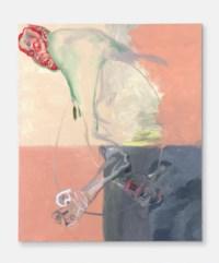 Ohne Titel (Aus der Serie Hand-painted pictures) (Untitled (From the Series Hand-painted pictures))