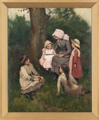 John White, R.I., R.O.I. (1851