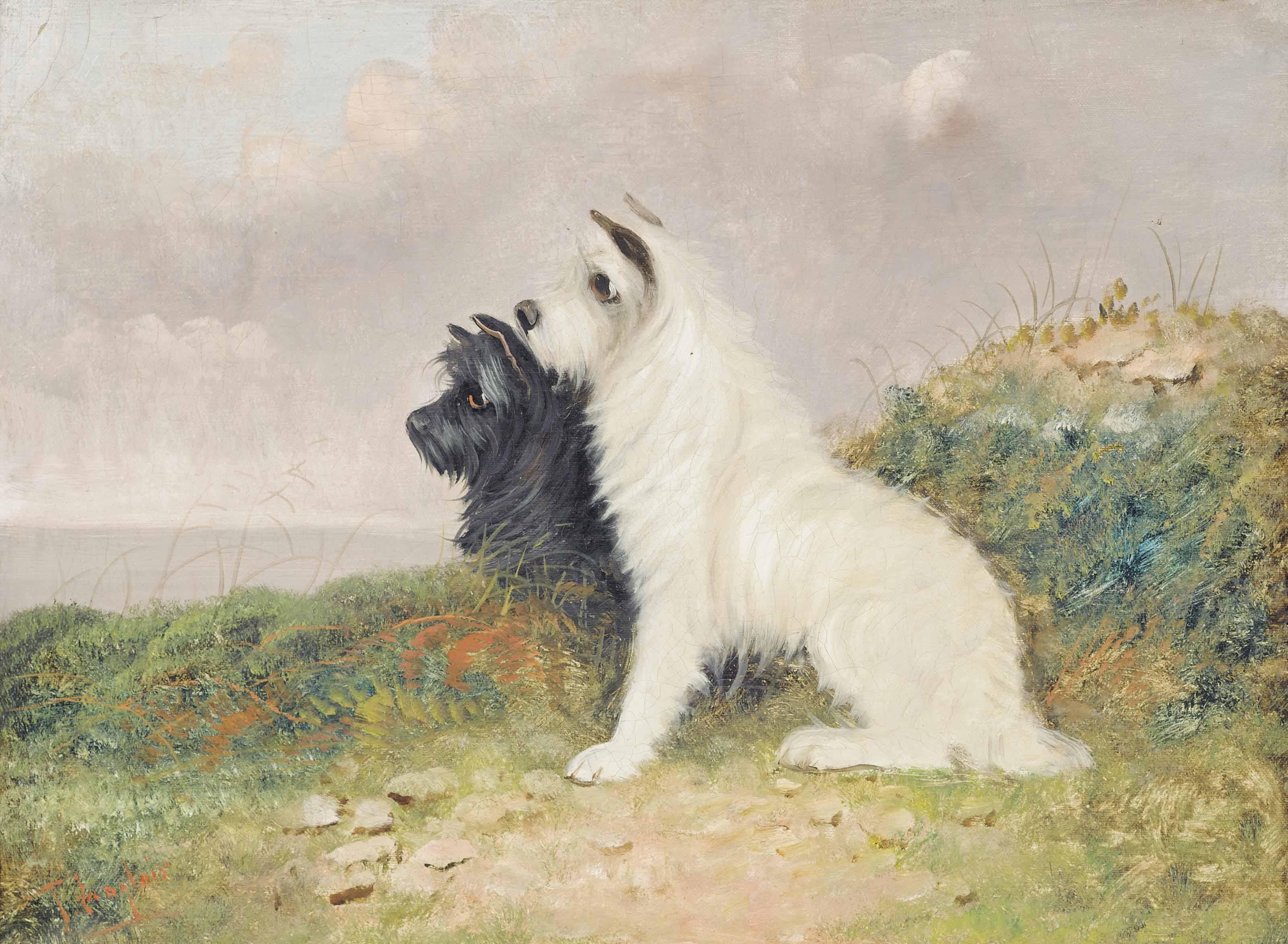 J. Langlois, 19th Century