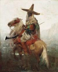 A desert warrior