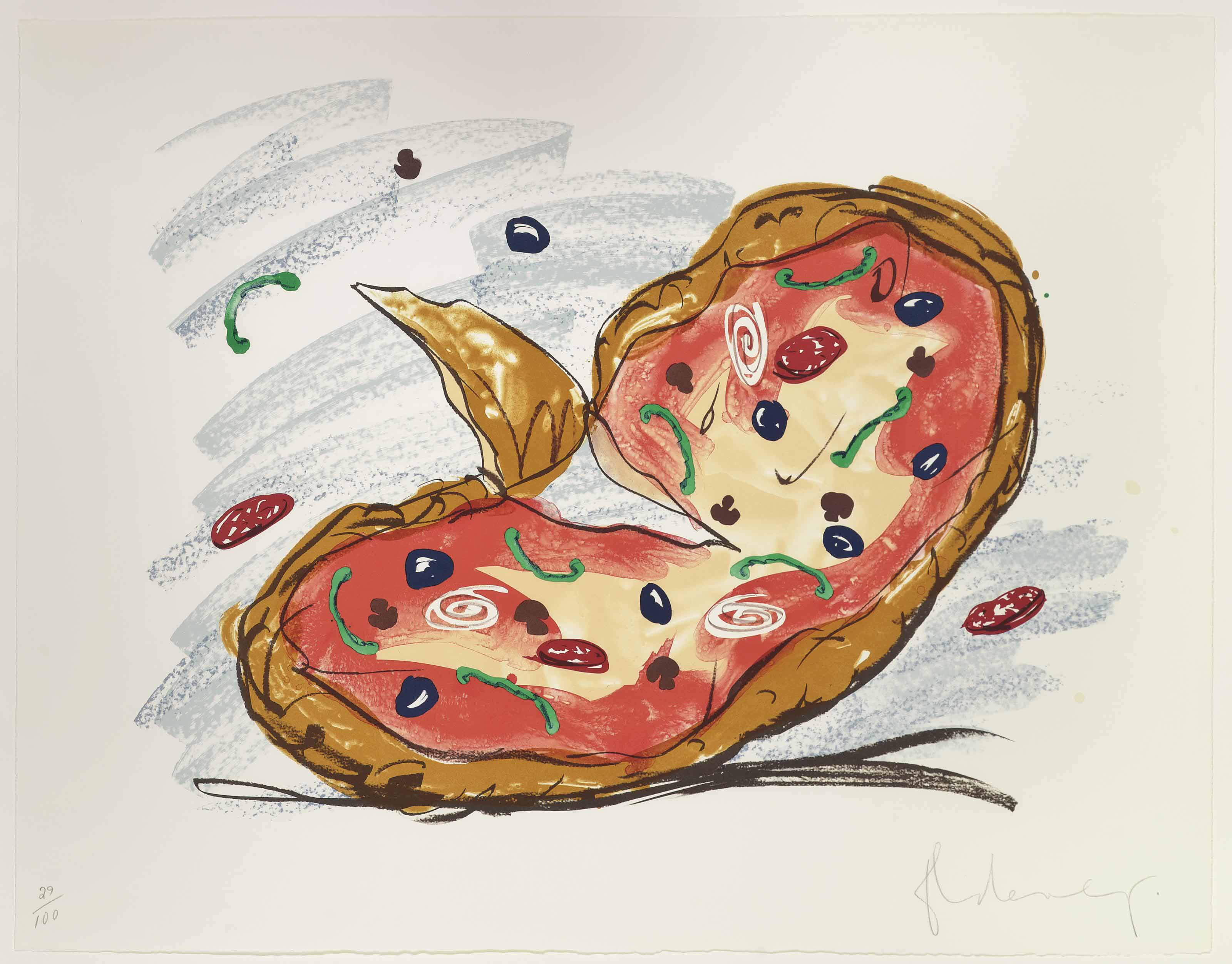 Claes Oldenburg (b. 1929)
