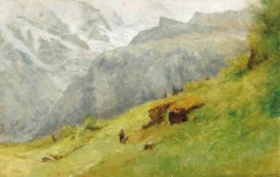 Gustave Eugene Castan (Swiss,