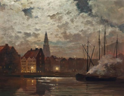 C. F. Ahl (Dutch, 19th Century