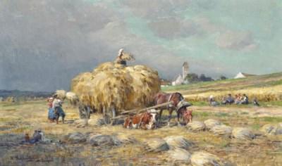 Karl Stuhlmüller (German, 1858