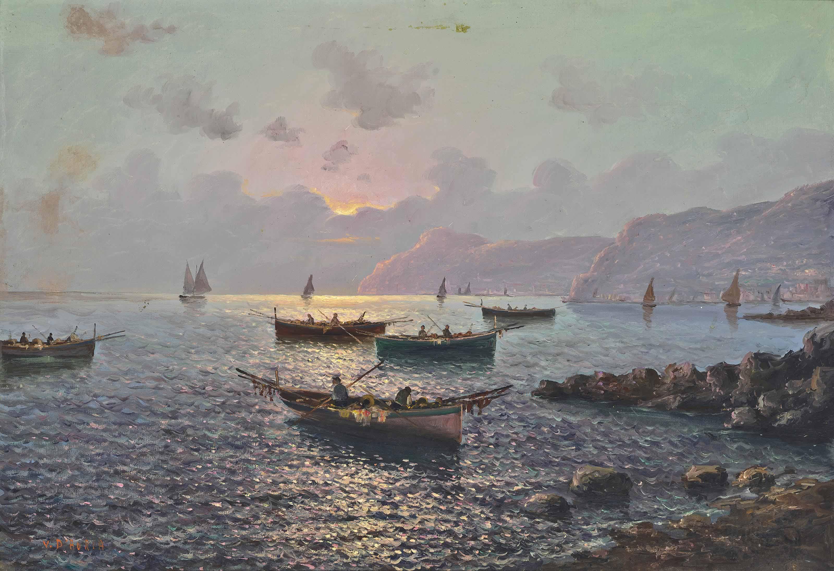 Vincenzo d' Auria (Italian, 1872-1939)
