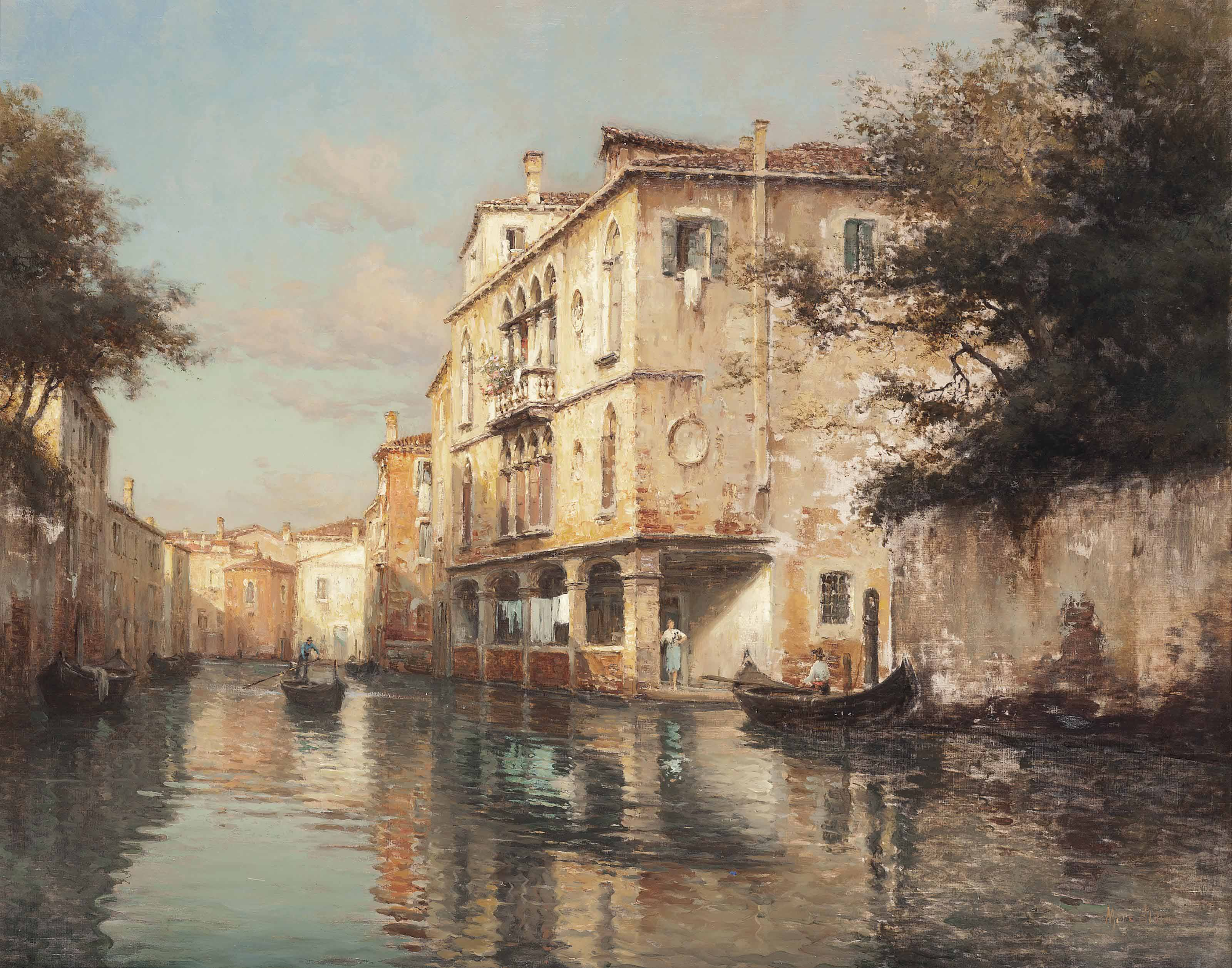 Antoine Bouvard (French, 1870-1956)