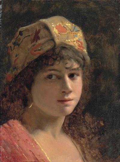 Theodore Jacques Ralli (Greek,