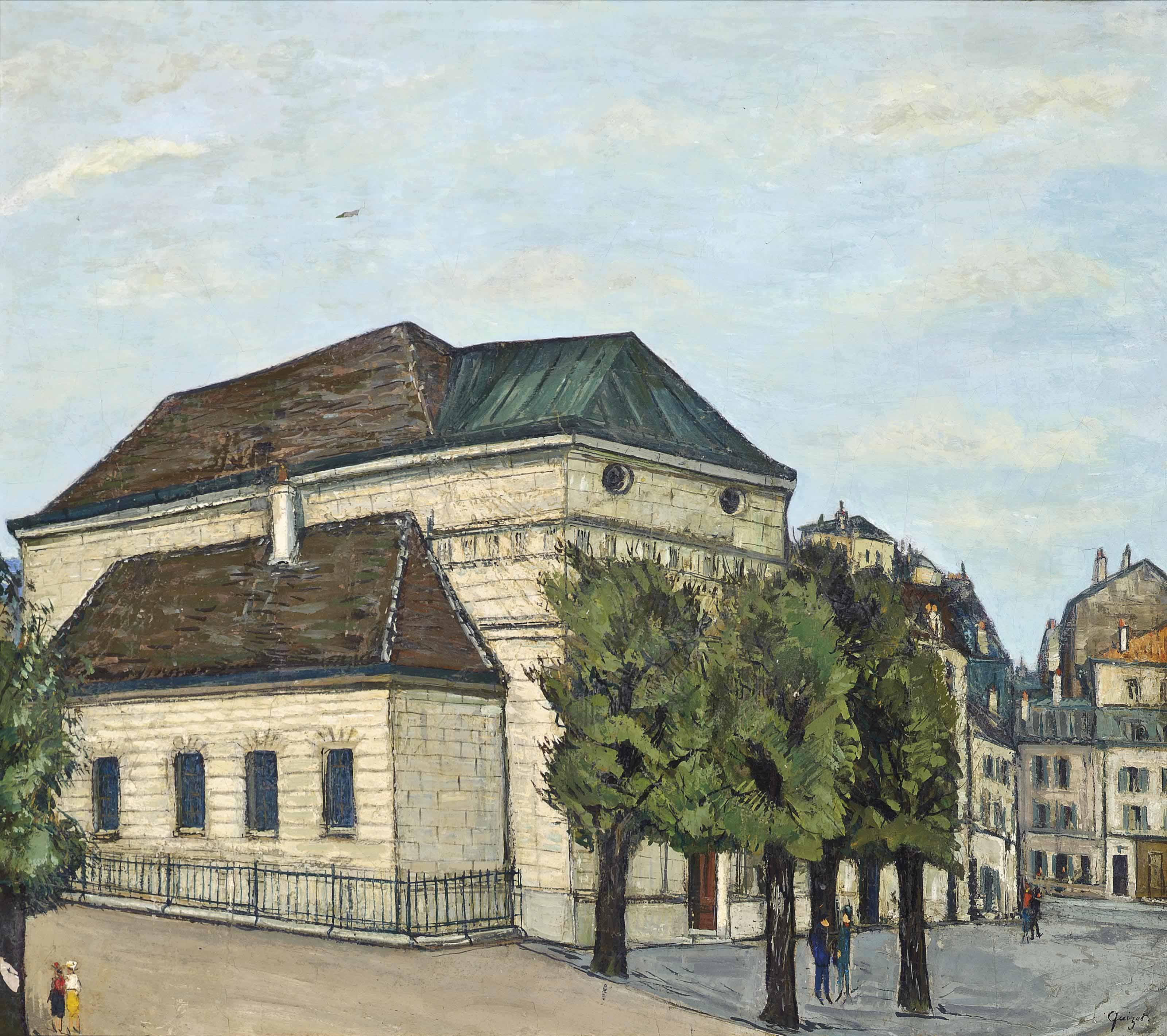 Maisons à Montmartre