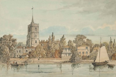 William Henry Prior (British 1