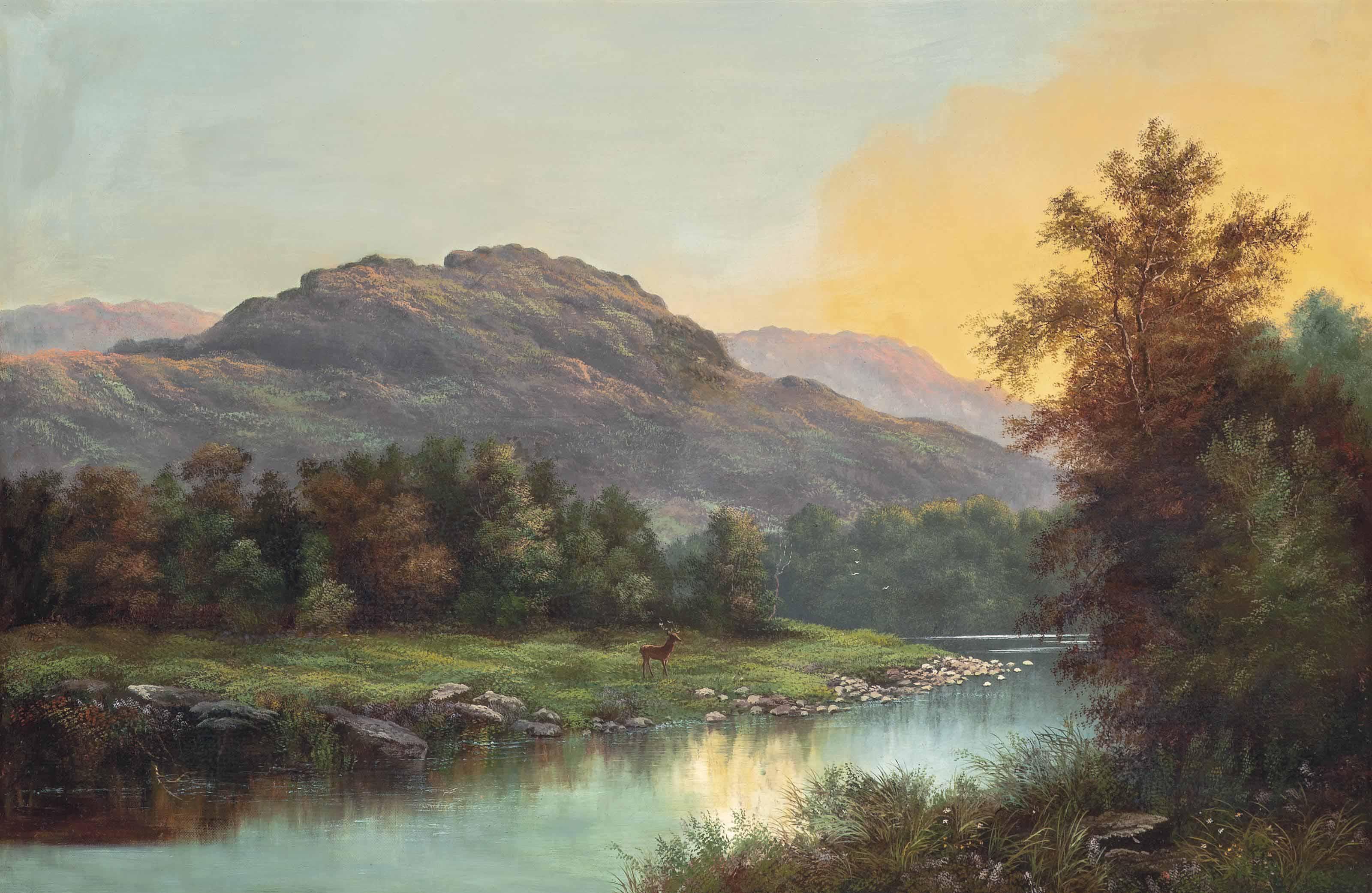 William Henry Millais (1828-1899)