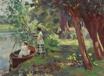 Algernon Mayon Talmage, R.A.,