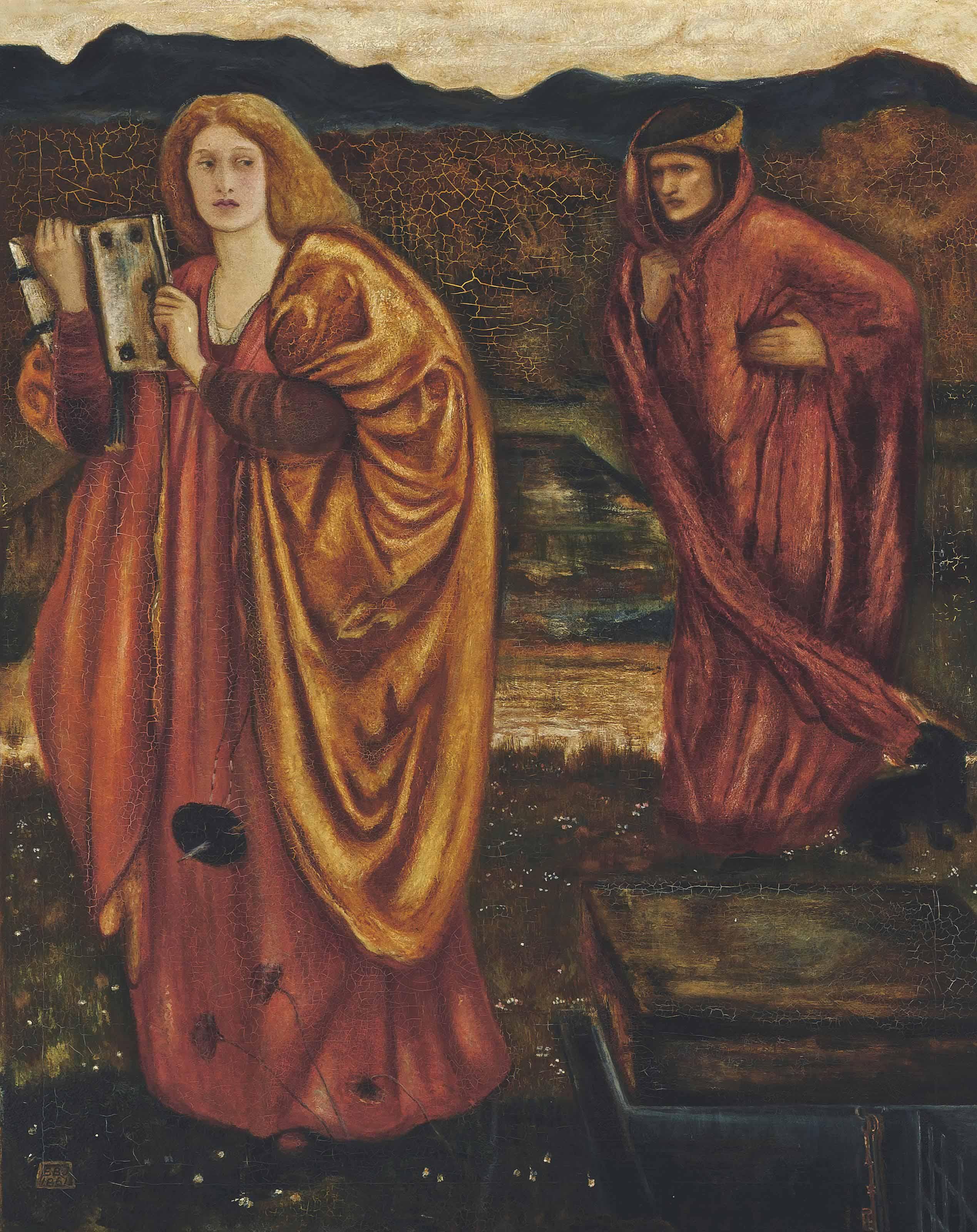 After Sir Edward Coley Burne-Jones Bt.