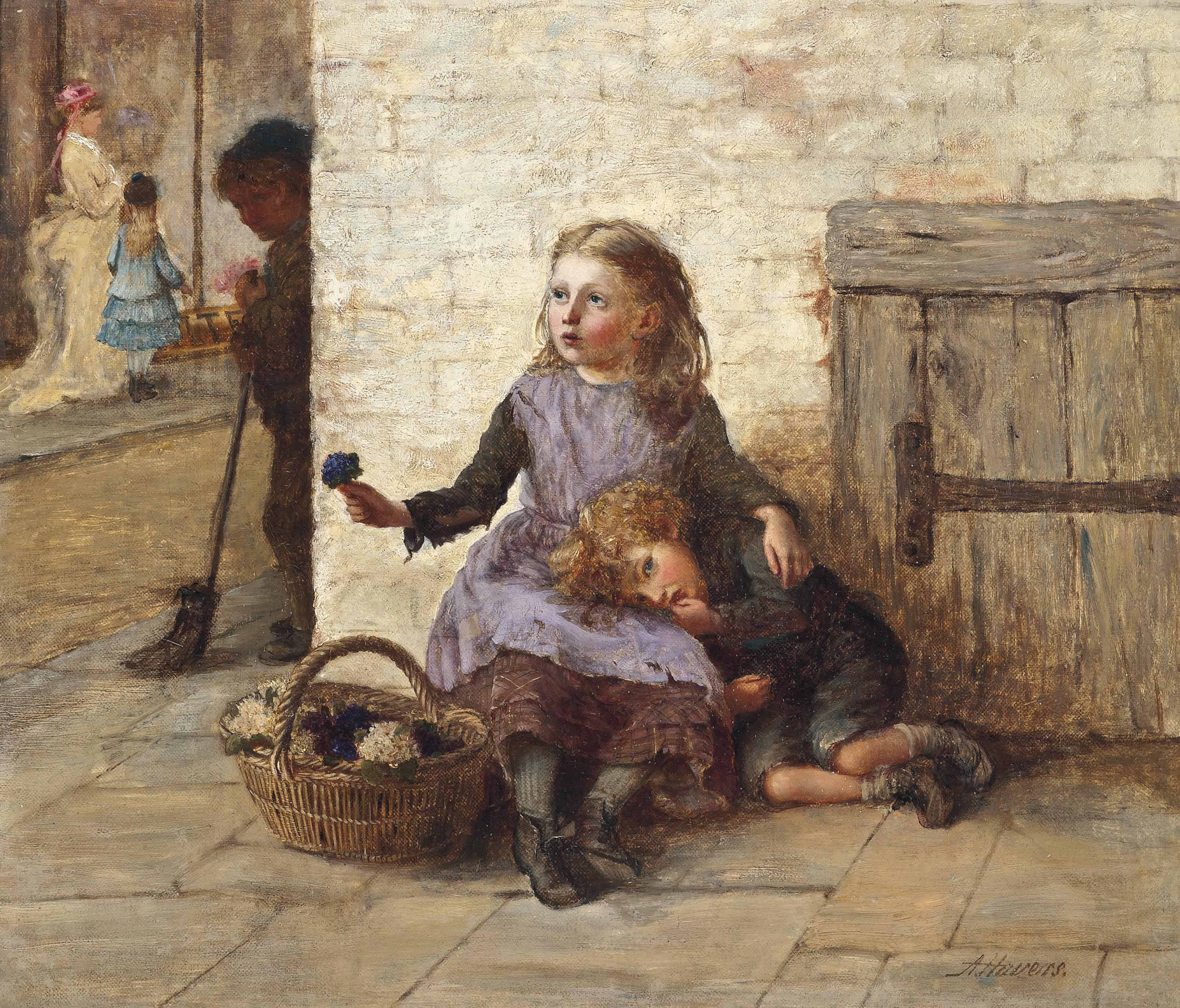 Alice Mary Havers (1850-1890)