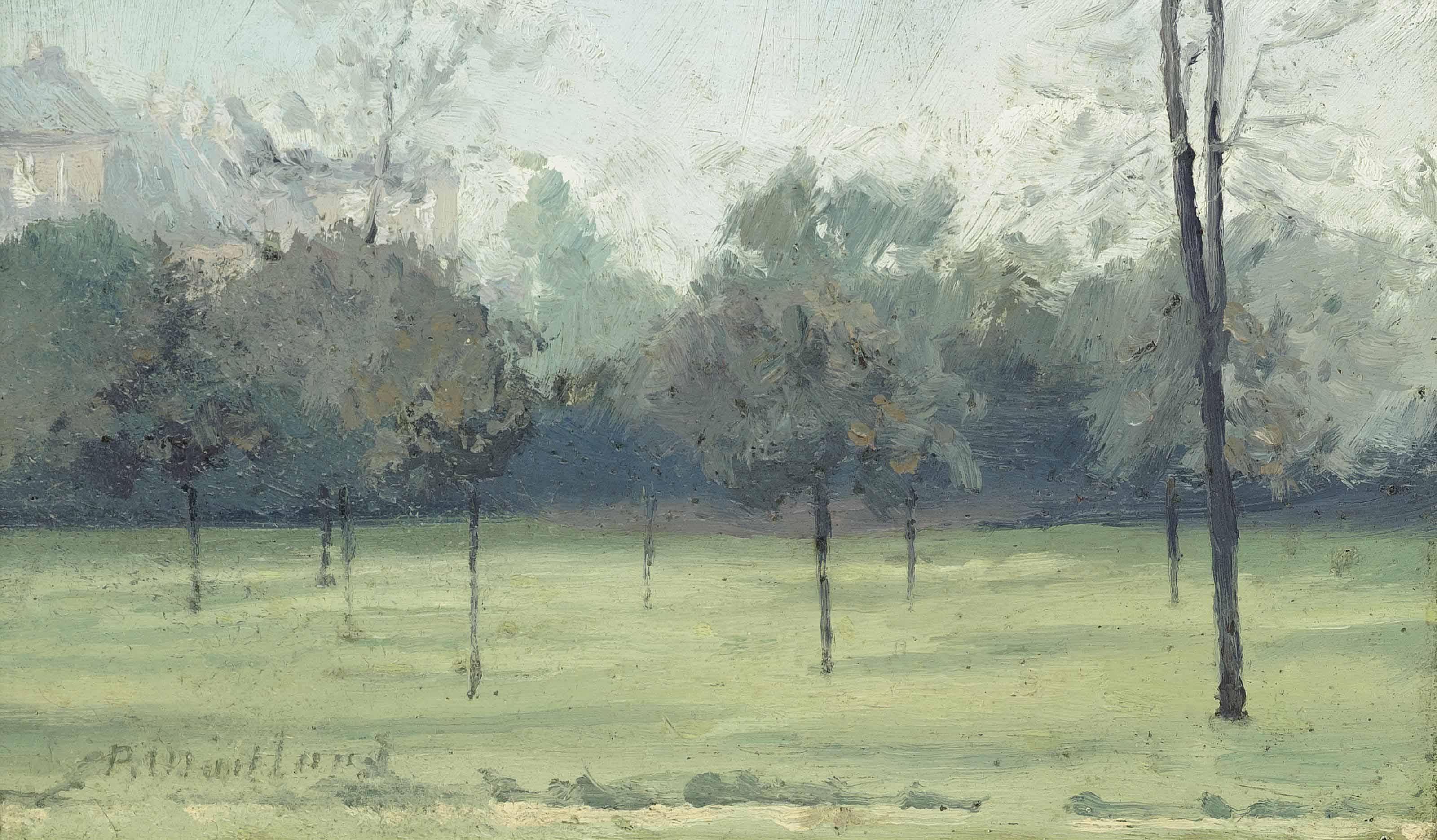 Paul Fordyce Maitland (1869-1909)