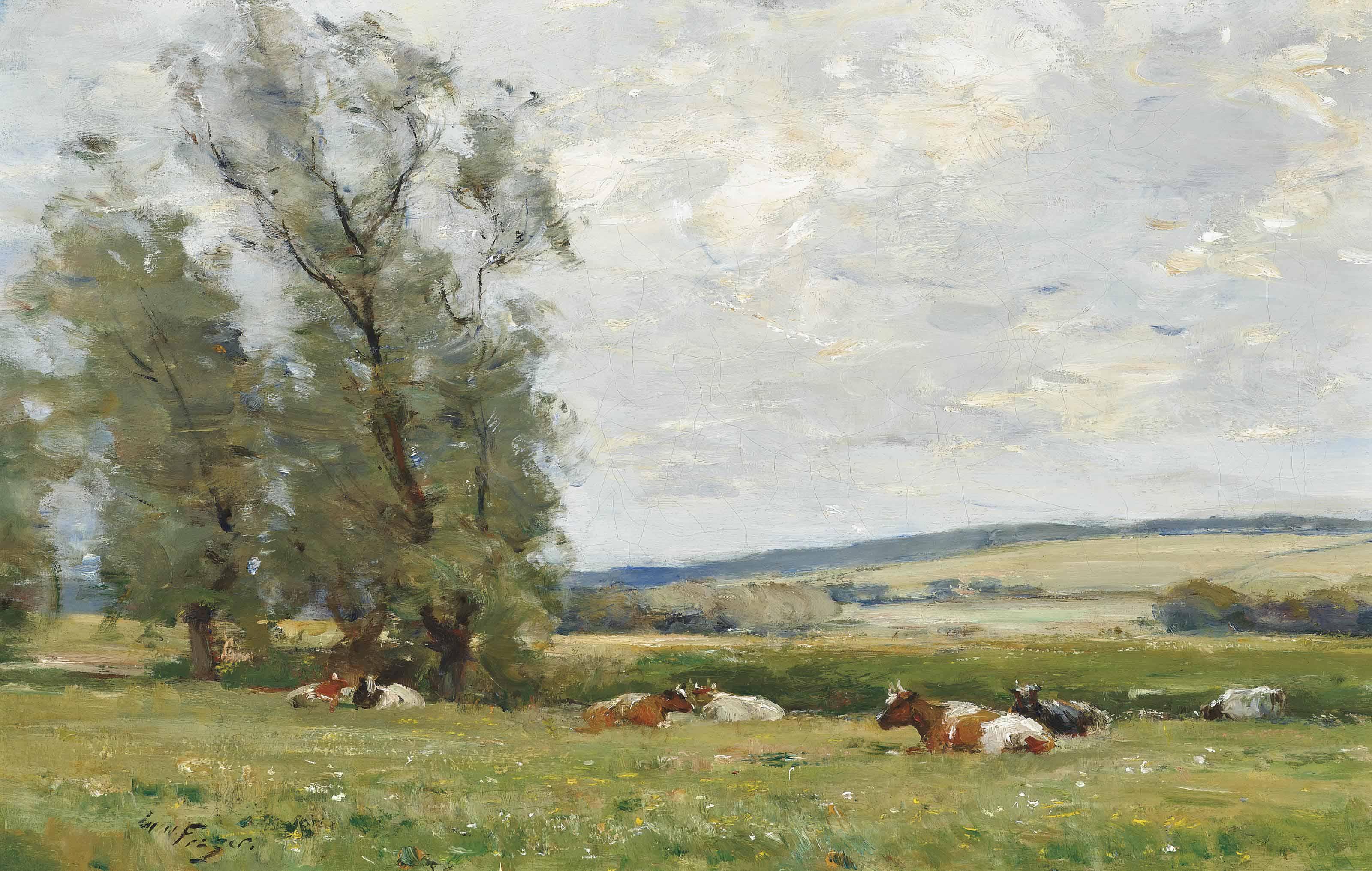 William Miller Frazer, R.S.A. (1864-1961)