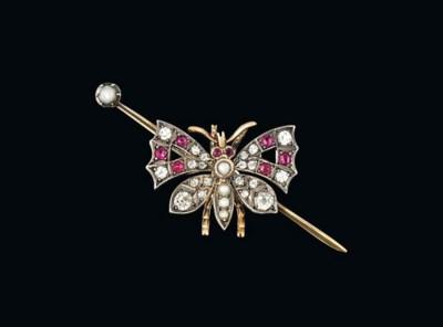 A late 19th century diamond, r