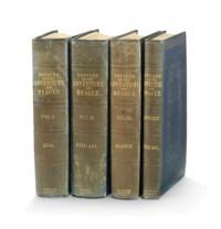 CHARLES ROBERT DARWIN (1809-1882) AND ROBERT FITZROY (1805-1865)