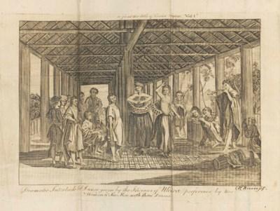 JOHN HAWKESWORTH (BAP. 1720-17