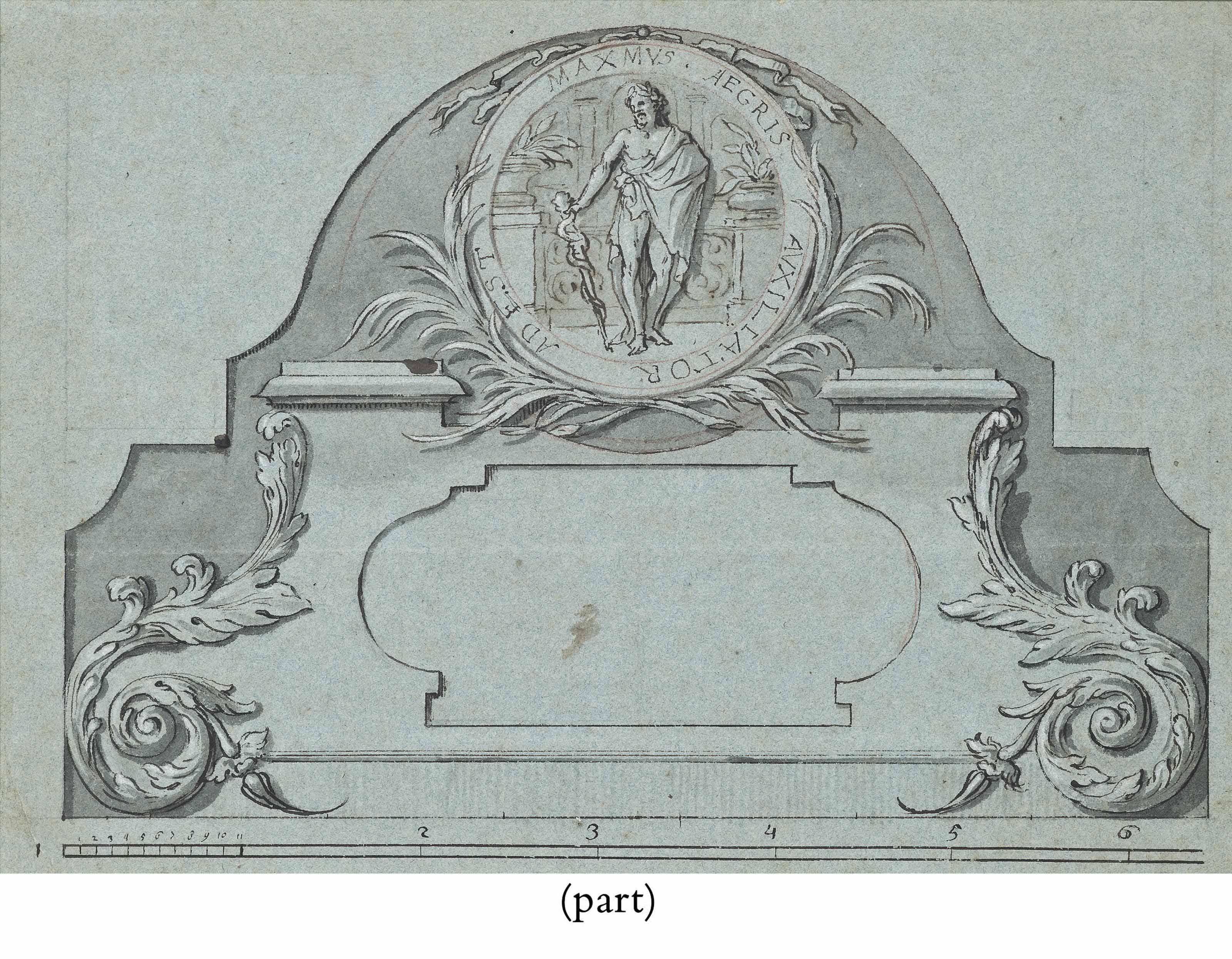 Daniel Marot (1655-1718)
