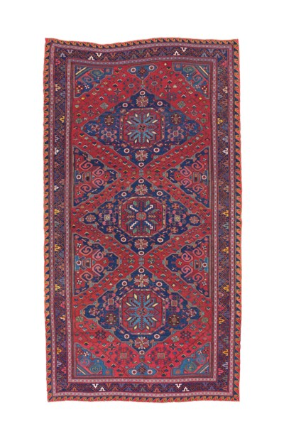 A fine Sumac carpet