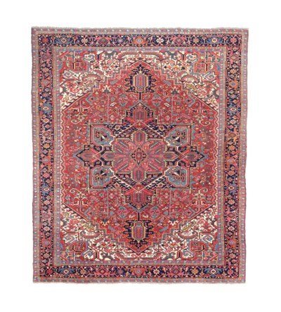 An unusual Karaja carpet