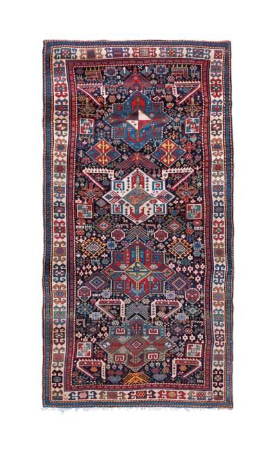 An antique Akstafa rug