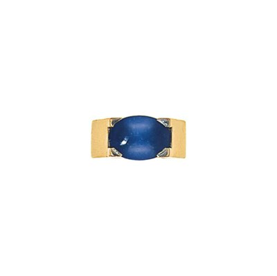 A chalcedony ring, by Cartier