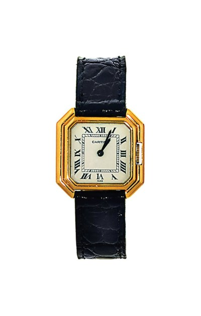 A 'Ceinture' wristwatch, by Ca