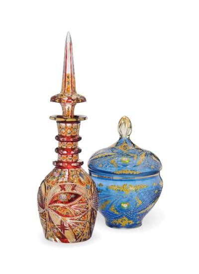 A BOHEMIAN PERSIAN MARKET CUT-