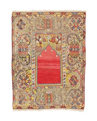 A 'Transylvanian' prayer rug