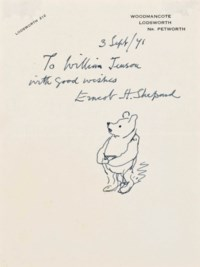 A sketch of Pooh