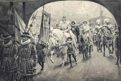 Fortunino Matania, R.I. (1881-