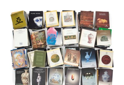 A LARGE STUDY COLLECTION OF AS
