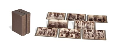 A BOX OF STEREOCARDS