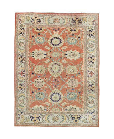 A fine Ziegler style carpet