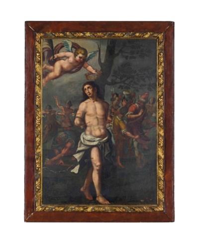 Follower of Jacopo Negretti, P